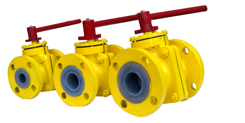What are the Different Types of PTFE Lined Valve?