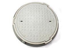 SS 304 Manhole Lined Cover & Protection Ring