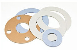 PTFE Ring Gasket, 100% PTFE Ring Gasket, Teflon Gaskets
